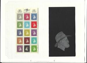 Discworld Stamp Fifteenth Anniversary Terry Pratchett Sheet FDC 15th 2019