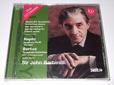 Haydn: Symphony No.83; Berlioz: Symphonie Fantastique (CD, 2013) Barbirolli, new
