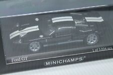 MINICHAMPS * ASTON MARTIN DB9 * 1:43 * OVP * LIMITED * OYSTER SILVER