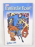 Fantastic Four Los Adventures HC Marvel 2008 NM 543 296 Stan Lee