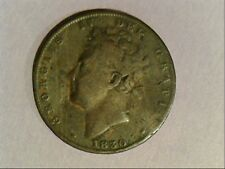1830 Great Britain   George IV Farthing