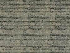 * Vollmer scala N 47368 cartoncino per muri in pietra marrone chiaro Nuovo