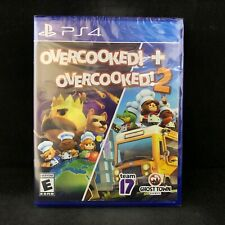 Overcooked Special Edition + Overcooked 2 (PlayStation 4 / PS4) BRAND NEW