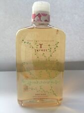 NEW Thymes red cherie body wash 270 ml / 9.25 fl oz