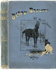 ANNA SEWELL BLACK BEAUTY THE AUTOBIOGRAPHY OF A HORSE ILLUSTRATOR JOHN BEER 1894