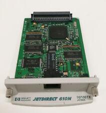 HP Jetdirect Karte 610n aus HP Designjet 5500