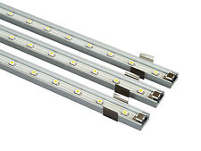 3x LED Stripe Profil komplett mit LED Stripe Alu Profile Schiene Trafo Mini USB