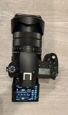 Sony DSC-RX10 Cyber-shot 20.2MP Digital Camera w/ Peak Design extras