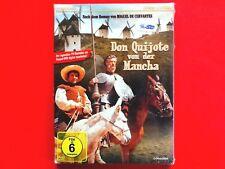 DVD: Don Quijote von der Mancha * Nach dem Roman von M. De Cervantes * neu/ovp