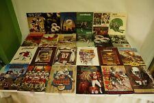 RARE LOT BY NFL ST LOUIS CARDINALS 24 MEDIA GUIDE PROGRAM PRESS BOOK FOOTBALL