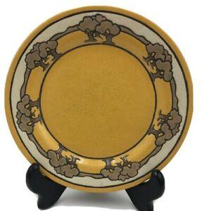 1913 Saturday Evening Girls Paul Revere Pottery FL Fannie Levine TREES Plate