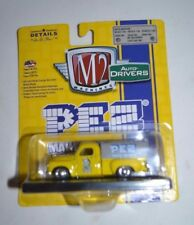 M2 MACHINES AUTO DRIVERS PEZ MAKES YOU SMILE! 1950 STUDEBAKER 2R TRUCK R46