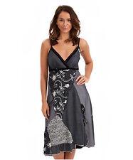 Joe Browns Cotton V-Neck Sleeveless Dresses for Women