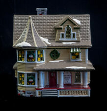 Dept. 56 Snow Village The Doctor'S House With Box 1989-1992