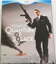 007 QUANTUM OF SOLACE FILM BLU-RAY ITALIANO VENDITA SPED GRATIS SU + ACQUISTI