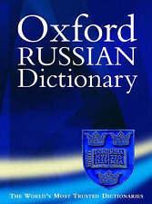 Oxford Russian Dictionary by Oxford University Press (Hardback, 2000)