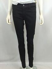 J Brand Women's 901 Black Pearl Waxy Coated Legging Jeans 27 c831