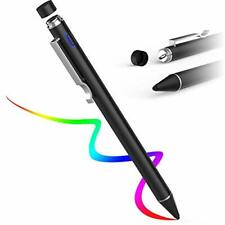 AWAVO Capacitive Stylus Pen for Touch Screens, Rechargeable Pen with