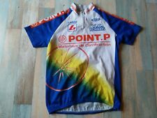 MAILLOT CYCLISTE MS TINA VC RENNAIS RENNES POINT P TAILLE L/4 TBE