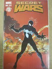 Secret Wars #5 Decomixado La Mole Variant Cover Spider-Man Marvel High Grade