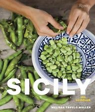 Sicily: The Cookbook by Melissa Muller 2017, Hardcover - Sealed - Free Shipping