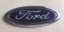 150 mm FORD LOGO OVALE Badge Emblème Avant Arrière Coffre pour Escort Fiesta Mondeo Focus