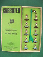 Boxed Subbuteo HW Heavyweight Team Ref No. 74 Aston Villa 2ND ITEM P&P FREE