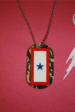 son in service dogtag necklace army
