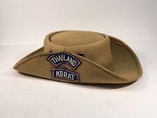 New listing Usaf Korat Royal Thailand Afb Cowboy Boonie Hat Rare Vietnam War era