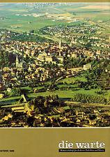 Mürmann, Warburg a 900 J. Warburger Stadtgeschichte, Die Warte 49 Paderborn 1986