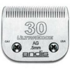 Andis Ultraedge Blade # 30 .5mm fits Andis AG, AGC, AGR+ s Oster A5