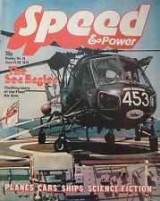 Speed & Power magazine 21 June 1974 Issue 14