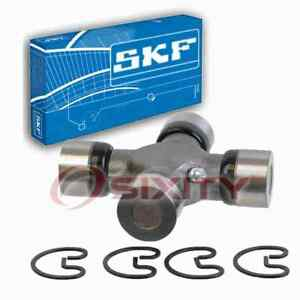 SKF Rear Universal Joint for 2012-2017 Nissan NV3500 5.6L V8 Driveline Axles nj