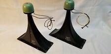 Magnavox Jensen horn speakers RP 109  date code 220302 Feb. 1963