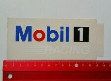 Aufkleber/Sticker: Mobil 1 Racing (240416100)