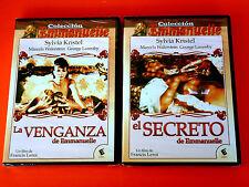 EMMANUELLE - EL SECRETO DE EMMANUELLE / LA VENGANZA DE EMMANUELLE - Precint