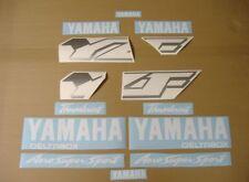 Yamaha YZF 600R Thundercat 2001 decals stickers graphics set kit pegatinas