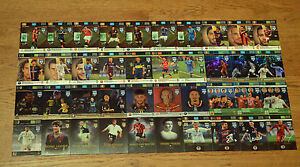 Panini Fifa 365 Adrenalyn XL Karten aussuchen Legends Game Changers Masters
