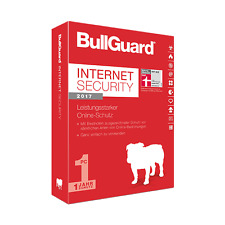 BullGuard Internet Security 2017  1 User 365 Tage  Lizenz per Email umgehend
