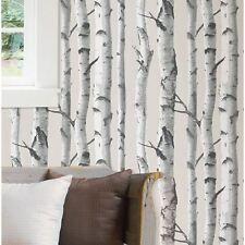 nuwallpaper Buche Baum abziehen und Aufkleben TAPETE Grau nu1650 fein Dekor