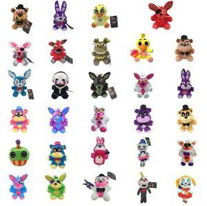 Five Nights at Freddy's FNAF Horror Game Kinder Plüsch Spielzeug Puppe Geschenk