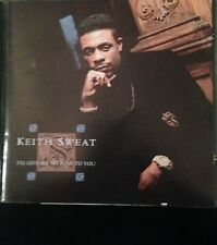Keith Sweat : I'll Give All My Love to You - Album - CD, 1990, R&B