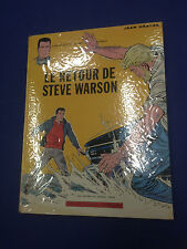 "Michel Vaillant "" Le retour de Steve Warson"" E.O"