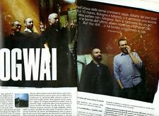 SP90 Clipping-Ritaglio 2011 Mogwai Hardcore Will Never Die, But you will