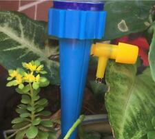 New 5pcs Automatic Watering Device Adjustable Flow Rate Drip Irrigation Garden