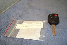 REMOTE FOB 40 Bit Key Blank 4 Button 164-R7024 Genuine FORD Fits Mercury D5
