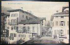 1900 - San Giovanni Bianco - Ingresso al Paese