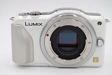 Panasonic Lumix DMC-GF5 12.1MP 3'' SCREEN DIGITAL CAMERA (NO BATTERY)