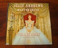 Moondog. Julie Andrews. Martyn Green. Tell It Again. EX+ LP 1957