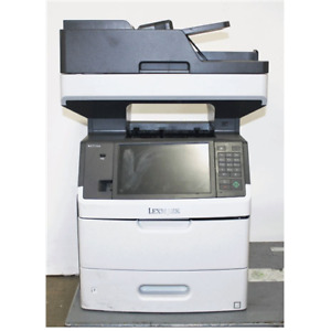 Lexmark MX711dhe Multifunction Mono Laser Printer 24T7320 (READ) 120v